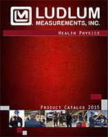 Health Physics Catalog